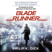 Blade Runner (Movie-Tie-In Edition) Cover