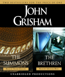 The Summons / The Brethren Cover