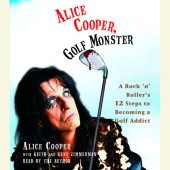 Alice Cooper, Golf Monster Cover