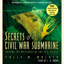 Secrets of a Civil War Submarine Cover