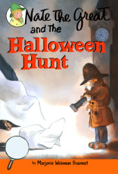 Nate the Great and the Halloween Hunt Cover