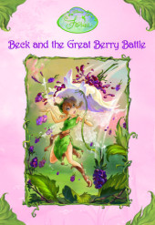 Disney Fairies: Beck and the Great Berry Battle Cover