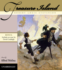 Treasure Island Cover