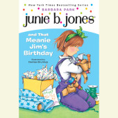 Junie B. Jones and that Meanie Jim's Birthday Cover