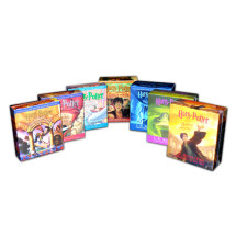 Harry Potter 1-7 Audio Collection Cover