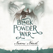 Black Powder War Cover