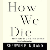 How We Die Cover