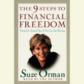 The 9 Steps to Financial Freedom Cover