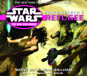 Refugee: Star Wars (The New Jedi Order: Force Heretic, Book II) Cover