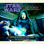Jedi Healer: Star Wars (Medstar, Book II) Cover