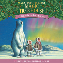 Magic Tree House #12: Polar Bears Past Bedtime Cover