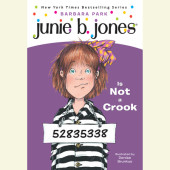 Junie B. Jones Is Not a Crook Cover