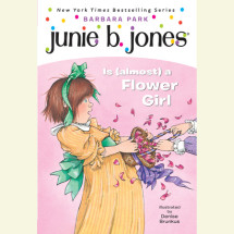 Junie B. Jones Is (Almost) a Flower Girl Cover