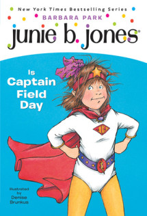 Junie B. Jones Is Captain Field Day Cover
