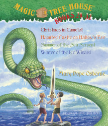 Magic Tree House: Books 29-32 Cover