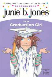 Junie B. Jones Is a Graduation Girl Cover