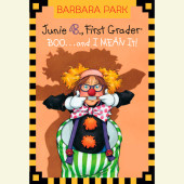 Junie B., First Grader: BOO...and I MEAN It! Cover