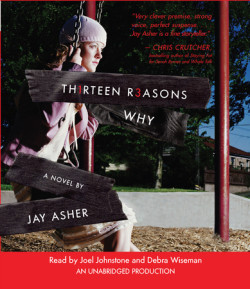 Thirteen Reasons Why cover