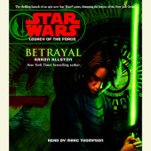 Betrayal: Star Wars (Legacy of the Force) Cover