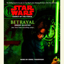 Star Wars: Legacy of the Force: Betrayal Cover