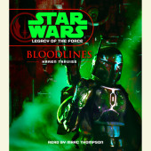 Bloodlines: Star Wars (Legacy of the Force) Cover