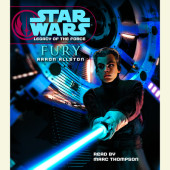 Fury: Star Wars (Legacy of the Force) Cover