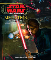 Revelation: Star Wars (Legacy of the Force) Cover