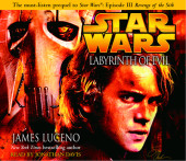 Labyrinth of Evil: Star Wars Cover
