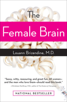 The Female Brain Cover