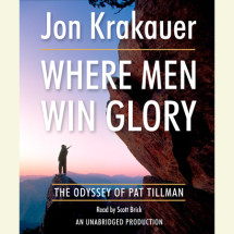Where Men Win Glory Cover