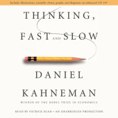 Thinking, Fast and Slow Cover