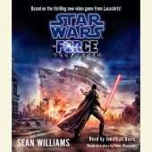The Force Unleashed: Star Wars Cover