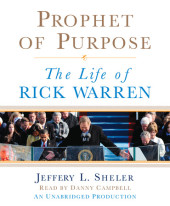 Prophet of Purpose Cover