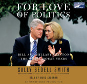 For Love of Politics Cover