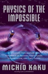 Physics of the Impossible Cover