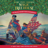 Magic Tree House #22: Revolutionary War on Wednesday Cover