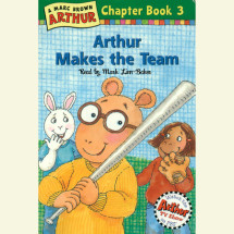 Arthur Makes the Team Cover