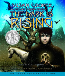 The Dark Is Rising Sequence, Book Two: The Dark Is Rising Cover