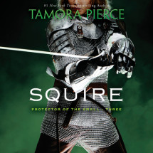 Squire: Book 3 of the Protector of the Small Quartet Cover