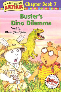 Buster's Dino Dilemma Cover