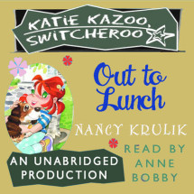 Katie Kazoo, Switcheroo #2: Out to Lunch Cover