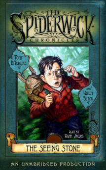 The Seeing Stone Cover