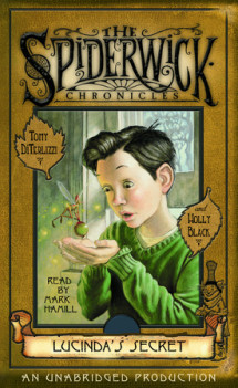Lucinda's Secret: The Spiderwick Chronicles, Book 3 Cover
