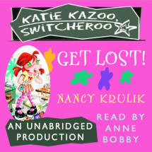 Katie Kazoo, Switcheroo #6: Get Lost! Cover