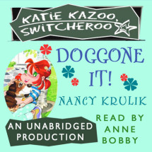 Katie Kazoo, Switcheroo #8: Doggone It! Cover