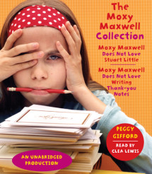 The Moxy Maxwell Collection Cover