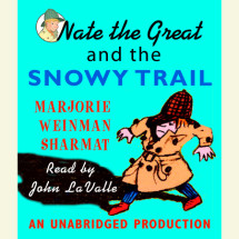 Nate the Great and the Snowy Trail Cover