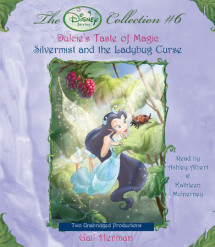 Disney Fairies: Silvermist and the Ladybug Curse Cover