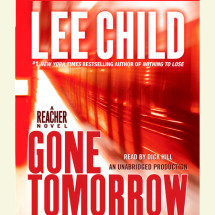 Gone Tomorrow Cover