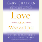 Love as a Way of Life Cover